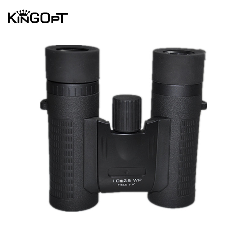 KINGOPT 10x25 HD Coating FMC Green Film outdoor Climbing Fishing Concert Waterproof High Magnification TelescopeKINGOPT 10x25 HD Coating FMC Green Film outdoor Climbing Fishing Concert Waterproof High Magnification Telescope