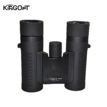 KINGOPT 10x25 HD Coating FMC Green Film outdoor Climbing Fishing Concert Waterproof High Magnification Telescope цена и фото
