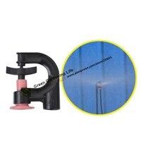 0,8 2,2 мм вращающаяся форсунка микро спринклер роторный распылитель воды цветник теплица для поливки в саду поставки спринклеры