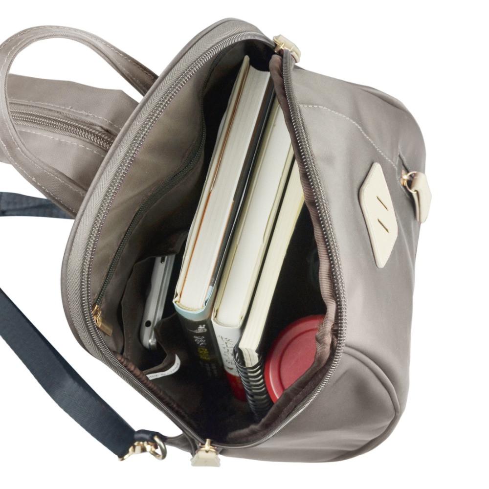 School Bags  Beige