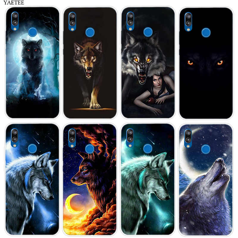 Fierce Snow Wolf Riverdale Case For Huawei P30 P20 Mate 20 10 Pro P10 P9 P8 lite Mini 2017 P Smart 2019 Nova 4 4e Shell