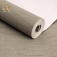 High Quality Modern Simple Plain Non Woven Home Decor Wallpaper Roll For Walls Papel De Parede