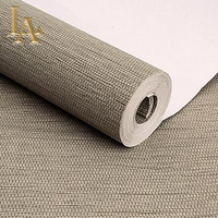 High Quality Modern Simple Plain Non Woven Home Decor Wallpaper Roll For Walls Papel De Parede
