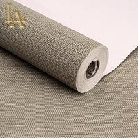 Alta qualidade rolos de papel de parede simples e moderno casa sofá da sala de fundo papel de parede de palha padrão papel de parede W183
