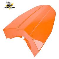 For 2013 2014 2015 KTM 690 Duke Orange White Black 3 color Motorcycle ABS Plastic Rear Pillion Solo Tail Seat Cowl Cover Fairing