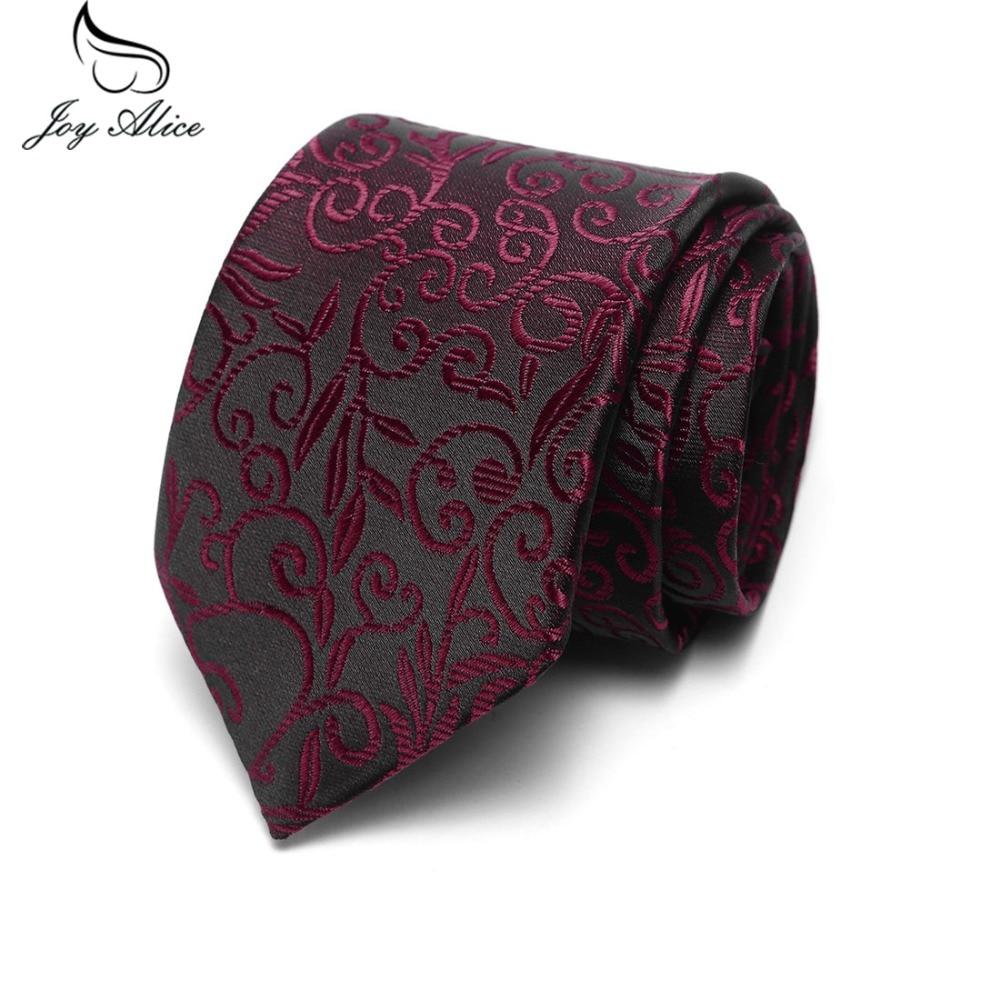 Good Classic 100 Silk Mens Ties New Design Neck Ties 7 5cm Floral Ties for Men Formal Business Wedding Party Gravatas in Men 39 s Ties amp Handkerchiefs from Apparel Accessories