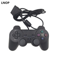 Wired Gamepad Shock Wired Game Controller Joypad Pad For Sony PS2 Playstation 2 Long Cable Joystick