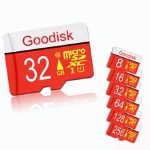 Новая мода Micro SD карты памяти MicroSD Mini SD Card 4 ГБ/8 ГБ/16 ГБ/32 ГБ/64 ГБ для Samsung Galaxy S5 S4 примечание Tablet