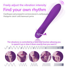 High Quality Erotic Sex Toys For Women G-spot Vibes Multi Speed Vibrating Body Massager Bullet Vibrators Sex