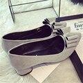 stiletto Women pumps high heels 2015 fashion pointed toe women shoes Thick heel pumps high heels nude color pumps women #7jdd998
