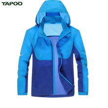 TAPOO Men's Coat Skin Jacket Windbreaker Mens Brand Simple Fashion Waterproof Windproof Ultra Thin Quick Dry Jacket Coat Mens(China)
