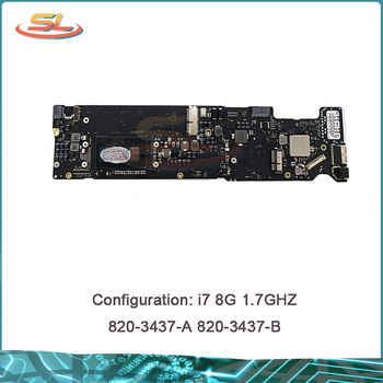 "A1466 Logic Board for MacBook Air 13.3"" i7 8GB 1.7GHZ A1466 Motherboard 820-3437-A/820-3437-B 2013 2014 year"