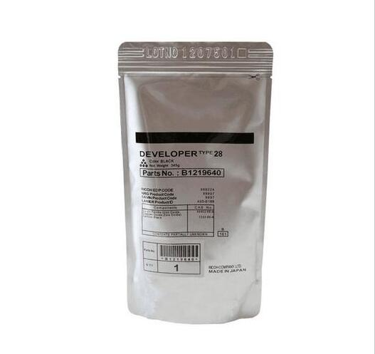 все цены на 1piece New Developer Type 28 For Ricoh Aficio 1015 1911 2012 2011 2015 2500LN 3030 Printer онлайн