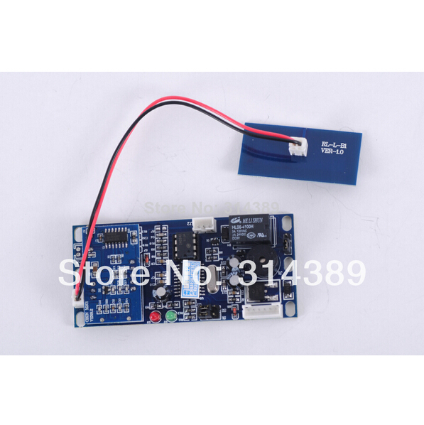 5000 User Standalone single door RFID 13.56Mhz MF1 IC card infrared remote Access Control module w/ Antenna rfid intercom embedded access control 13 56mhz ic module controller 2000 user