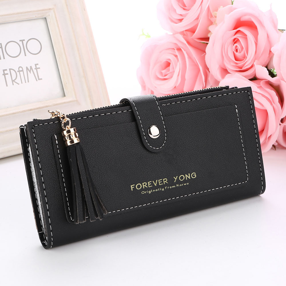 xiniu Women Simple Retro Letters Long Wallet Coin Purse Card Holders women wallet portefeuille femme billetera mujer 2018 retro women long wallet purse luxury designer coin purse card holders female handbag wallet for girl portefeuille femme