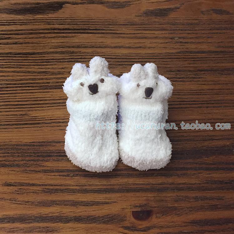 Japan GP GELATO PIQUE Knee Socks Bear Style Sock