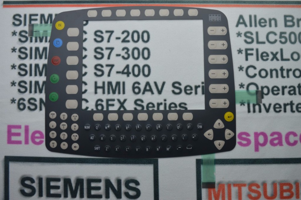 все цены на  KUKA KRC1 Membrane keyboard, membrane film, membrane switch for HMI repair, fast shipping  онлайн