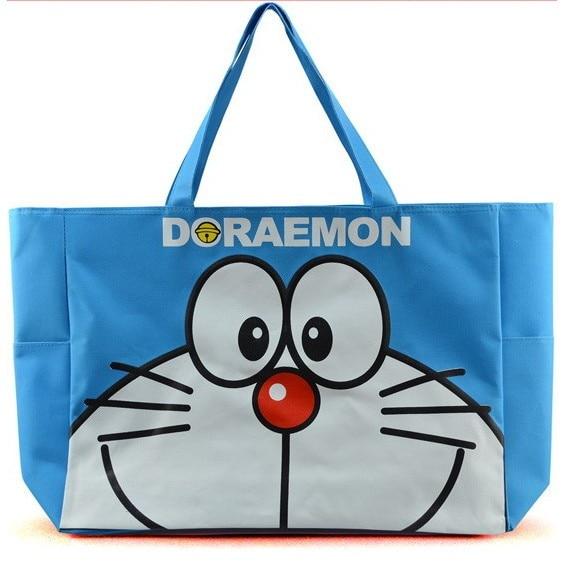 The oversized Hello Kitty Korean single shoulder bag shopping bag 8 styles can choose a huge capacity