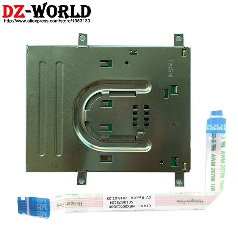Original Smart Card Reader W/cable Set For Lenovo ThinkPad T470 T480 A475 A485 04X5393 04X5475 00HW553 02HK917 02HK916 01YR514