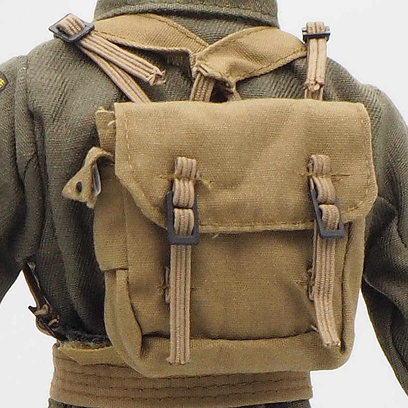 75cb30267d 1 6 Scale Uniforms Outfits Desert BackPack For 12inch Male Military Action  Figures Body Female