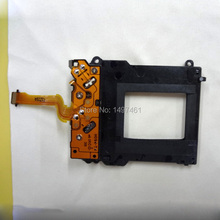 Nuevo grupo de obturación con hoja de cortina de reparación de piezas para sony nex-3 nex-3n, nex-c3, nex-f3 nex3 cámara nex3n