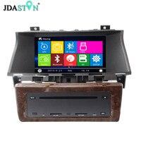 2DIN In Dash Car Multimedia Radio DVD Player Audio For Honda Accord 2008 20014 Bluetooth RDS
