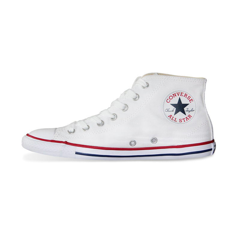 new images of best cheapest price US $57.2 20% OFF New Original Converse All Star Spring summer thin soles  sneakers women high canvas shoes Skateboarding Shoes-in Skateboarding from  ...