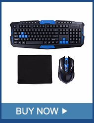 2.4GHz Wireless 1600DPI Air Mouse IR Study3-Axis Gyroscope + 3-Axis Accelerated Sensor Gaming Keyboard TV Box Remote Control