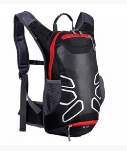 2017 Men Black 15L Bladder Hydration Bike Bag Cycling Backpack Women Pack Mountaineering Bag Light Water Bag Backpacks WB00002