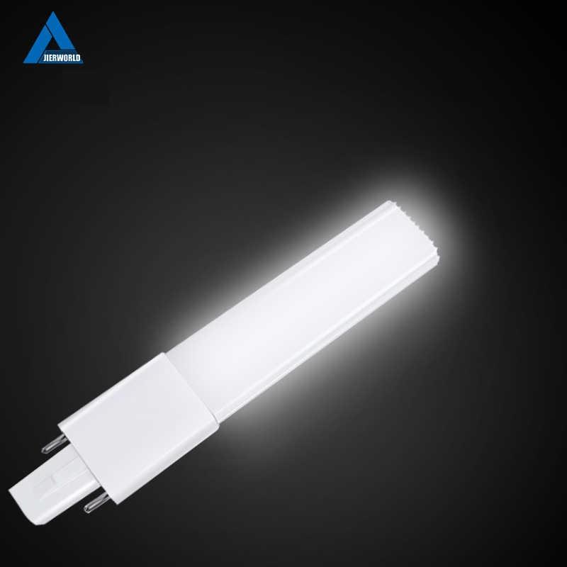 G23 LED הנורה 2 פין G23 מנורת 9w צינורות Led Lampada LED G23 מנורת 5w 7w 9w 11W 12w שולחן מנורת Led אור הנורה