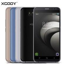 Xgody D19 смартфон 5.5 дюйм(ов) QHD 1 ГБ Оперативная память 8 ГБ Встроенная память 4 ядра Android 5.1 5MP 2SIM GPS telefone celulars 3 г разблокирована сотовых телефонов