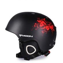 Ski Helmet Ultralight Integrally-Molded Breathable Winter Snowboard Helmet Men Women Skateboard Helmet Multi Color