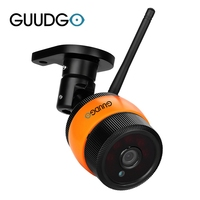 GUUDGO GD SC01 720P Waterproof Wifi Camcorder Night Vision Support Up to 64G Waterproof IP66 Video Camera 1.0MP
