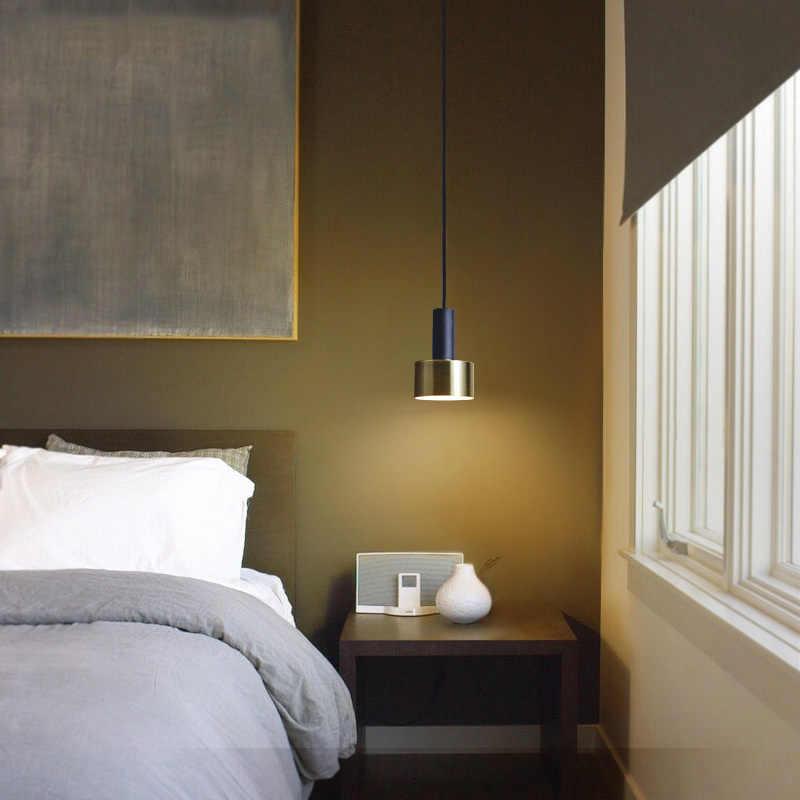 Bedside Pendant Light Modern Bedroom