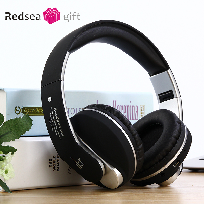 New style Wireless Gaming Headphone Digital Stereo Bluetooth 4.2 Headset Card MP3 player Earphone FM Radio Music for Computer sports wireless bluetooth stereo headset with fm tf card mp3 music player headphone