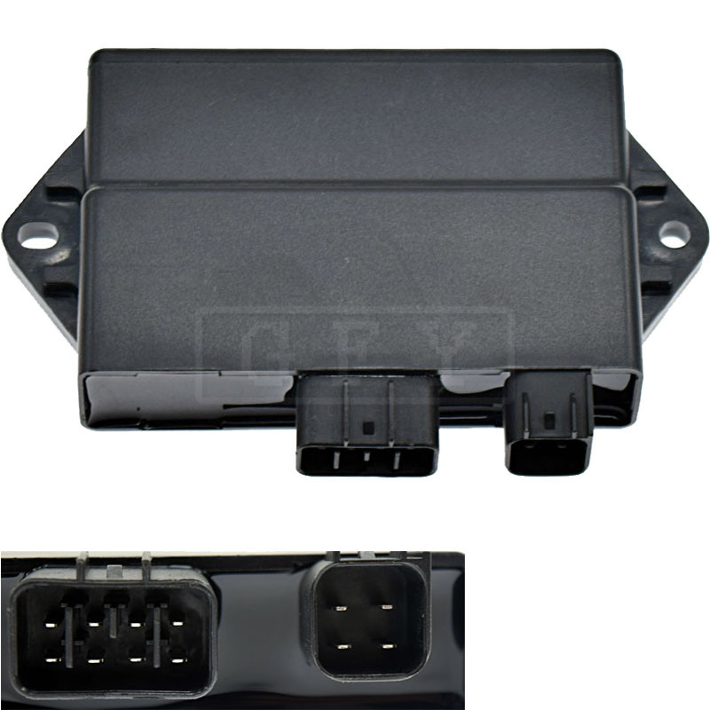 For Yamaha ATV YFM350 Warrior 350 YFM350X 2002 2003 2004 Warrior California 02-03 CDI Unit Ignitor Box Ignition Control Module