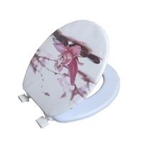 toilet seat cover set sponge fashion 17 toilet seat toilet lid pattern soft toilet seat warm 2016 high quality