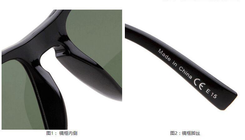 Retro Frauen Designer Männer Brillen Mode Sonnenbrille Vintage Klassische Polarisierte Stücke Marke Großhandel 10 wzAx7ff