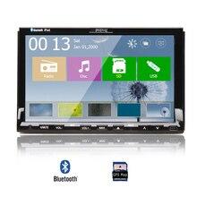 Stereo FM AM Navigator Radio Autoradio Double Din Player MP3 SD MAP HeadUnit In Deck Video Sub 3D GPS Car DVD System