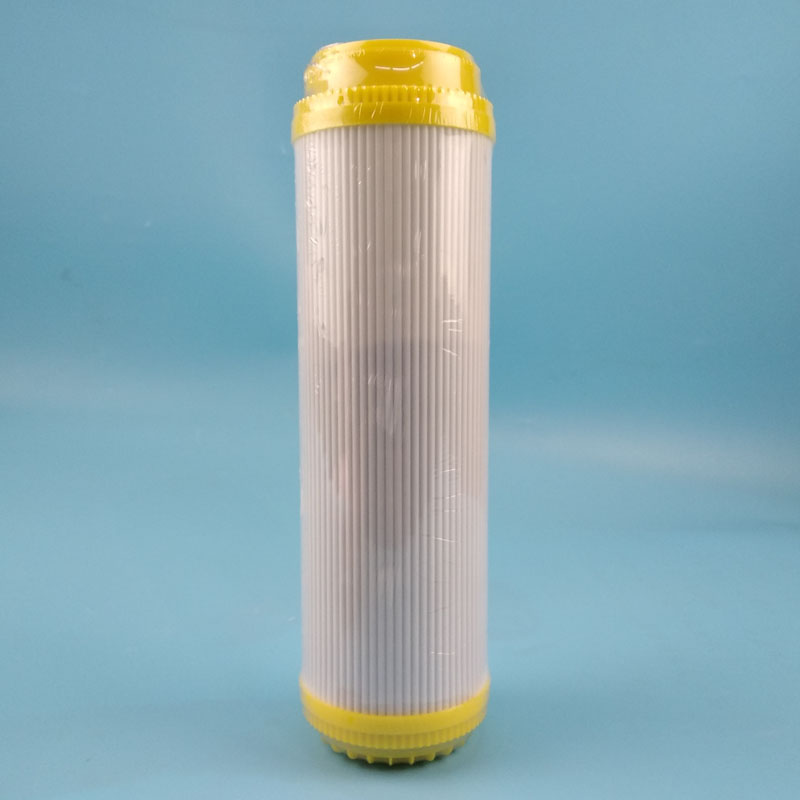 10 Inch rear activated carbon filter core adsorbed special taste to improve taste Coconut shell activated carbon filter core T33 taste taste taste
