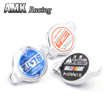 AMKracing-Universal Thermost Brand Version TRD BL RALL water Tank cover Radiator Cap cover High pressure Big / Small