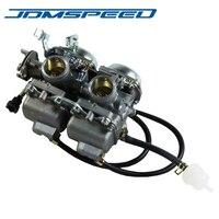 Free Shipping Carburetor Dual Carb ASSY Set Chamber For Honda Rebel CA CMX 250 C CMX250 CA250