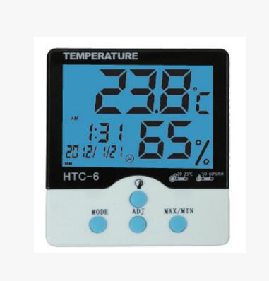 ФОТО Luminous large screen HTC-g6 electronic hygrometer