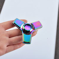 Hand Fidget Toy Metal Spinner EDC Finger Gyro Gags Toys Anti Stress Toys For Autism And