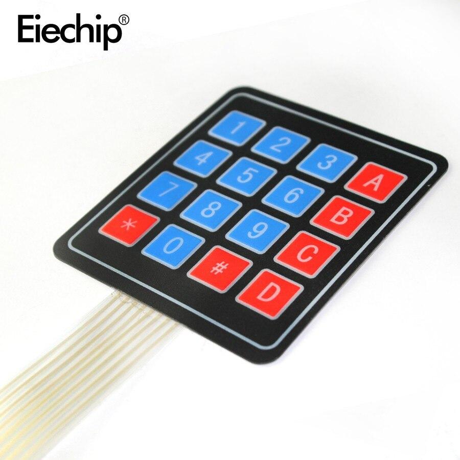 3 x 4 /& 4x4 Membrana Keypad Keyboard Tastiera matrix Arduino stm32.