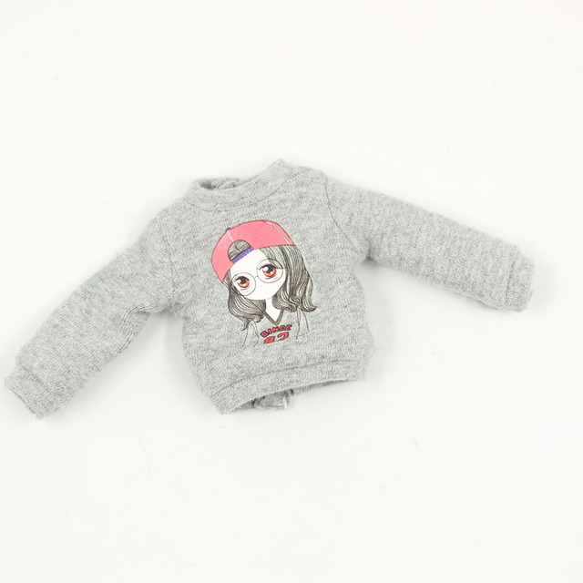 Neo Blythe Doll T-Shirt With Trouser Cap & Boots