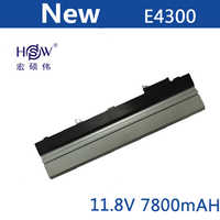 HSW 7800 mAh batterie d'ordinateur portable Pour dell Latitude E4300 E4310 0FX8X 312-0822 312-0823 312-9955 451-10636 451-10638 451-11459 bateria