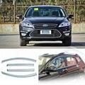 4 шт. Новый Копченый Очистить Окно Vent Shade Visor Обтекатели Для Ford Mondeo 12