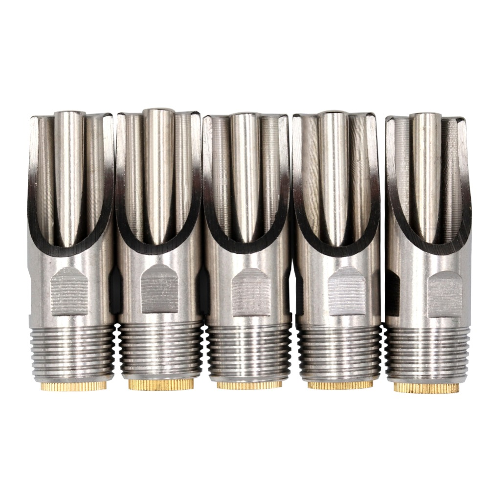 "Image 2 - 10 Pcs Livestock Pig Drinker Nipple Stainless Steel NPT 1/2"" Pig Drinking Nipple Automatic Pig Waterer Drinker Farming-in Feeding & Watering Supplies from Home & Garden"