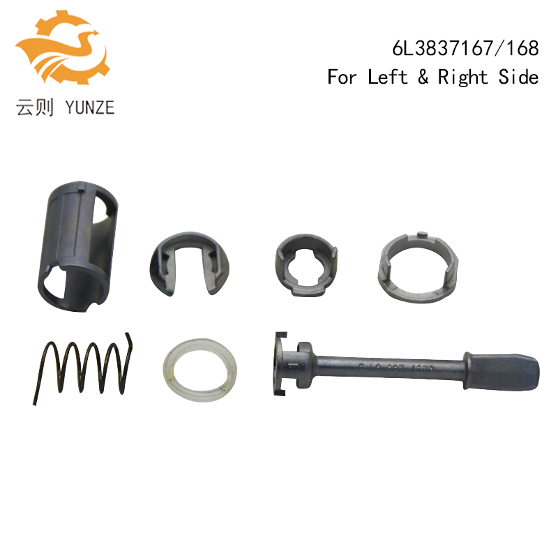 6L3837167B/168B FOR VW SEAT IBIZA CORDOBA CADDY DOOR LOCK CYLINDER REPAIR KIT FOR LEFT-RIGHT SIDE NEW 7PCS6L3837167B/168B FOR VW SEAT IBIZA CORDOBA CADDY DOOR LOCK CYLINDER REPAIR KIT FOR LEFT-RIGHT SIDE NEW 7PCS